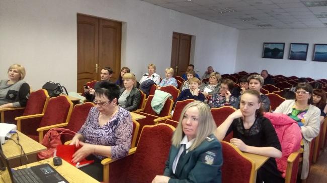 Управление Роспотребнадзора по Амурской области приняло участие в заседании Совета предпринимателей при главе города Зеи